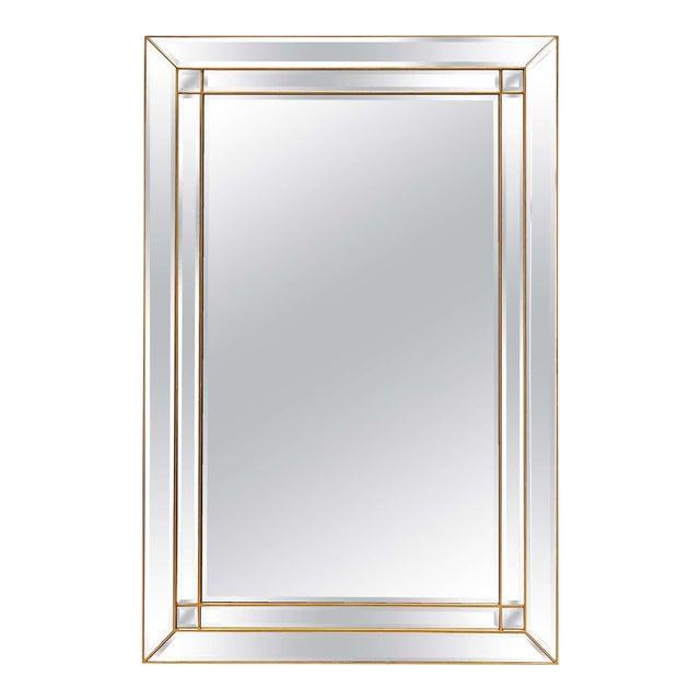 Large Rectangular Modern Mirror From, Large Rectangular Modern Mirrors