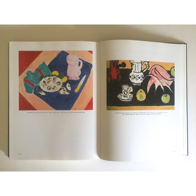 """Paper """" Matisse Retrospective """" Rare 1990 Iconic Oversized Volume Collector's Hardcover Art Book For Sale - Image 7 of 13"""