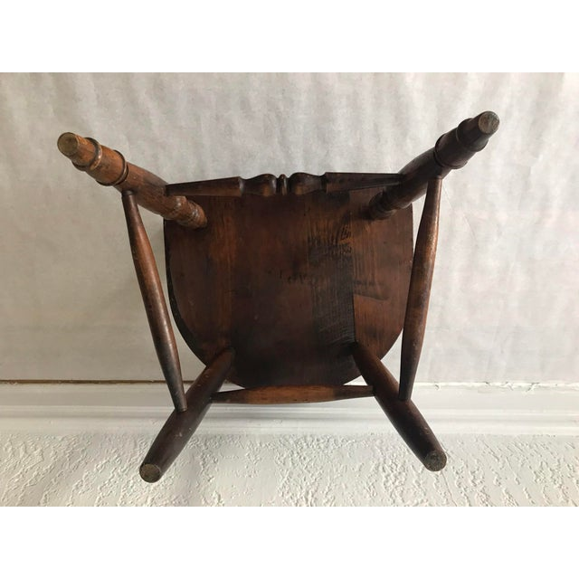 """Antique 19th Century """" Captain"""" Arm Chairs Rare Wooden arm chair. Solid wood. One Chair 19 CENTURY ANTIQUE THESE sold wood..."""
