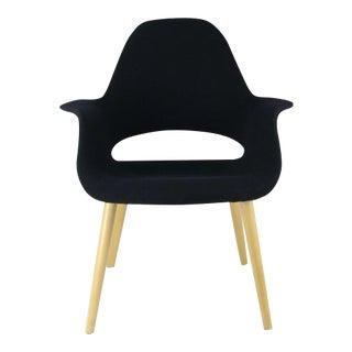 Charles Eames & Eero Saarinen Vitra Organic Chair For Sale