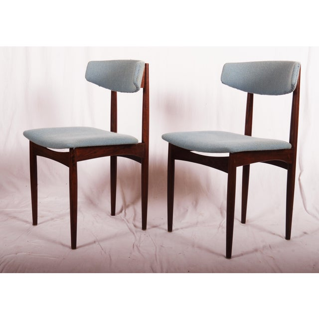 Midcentury Danish Dining Chairs For Sale - Image 9 of 9