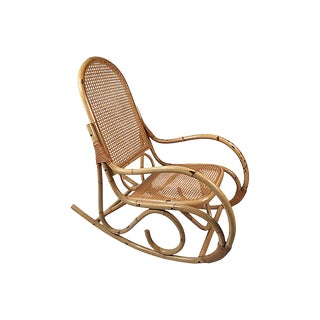 Bentwood Rocking Chair For Sale