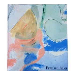 Signed Helen Frankenthaler Monograph Book For Sale
