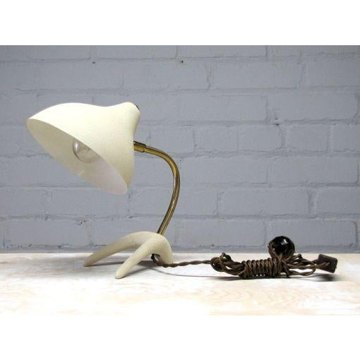 "Louis Kalff ""Krähenfuss"" Table Lamp For Sale - Image 9 of 9"