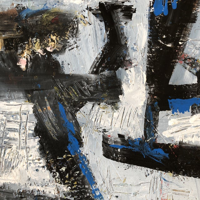 Original Contemporary Abstract Original Painting Bill Ryan For Sale - Image 4 of 8