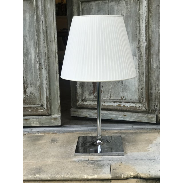 White KTribe Table Lamp by Philippe Starck for Flos For Sale - Image 8 of 10