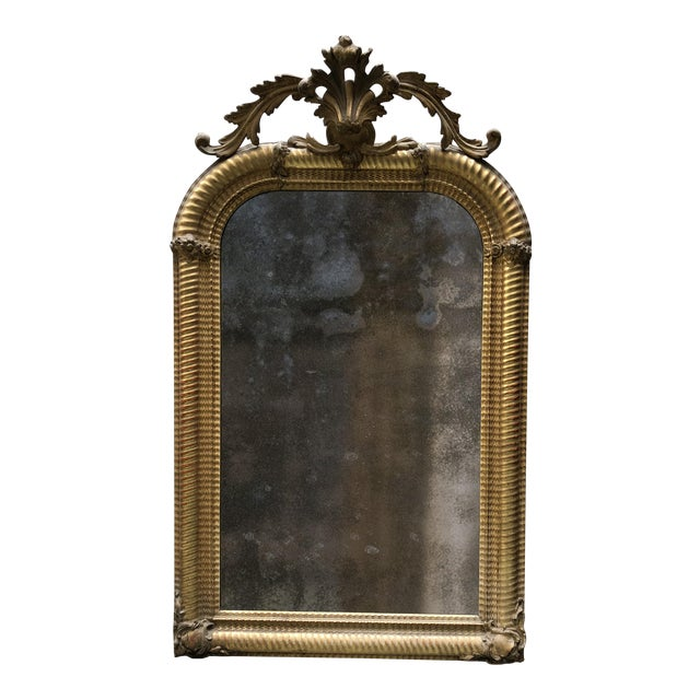 Stunning Early 19th Century Mirror For Sale