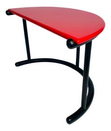 Image of Modern Demi-lune Tables