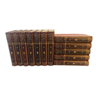"""The Consulate and the Empire of France"" in Twelve Volumes by Louis Adolphe Thiers"