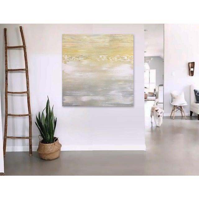 'KiOWA' Original Abstract Painting by Linnea Heide - Image 3 of 8