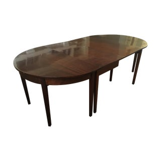 Antique 8' Dining Room Table