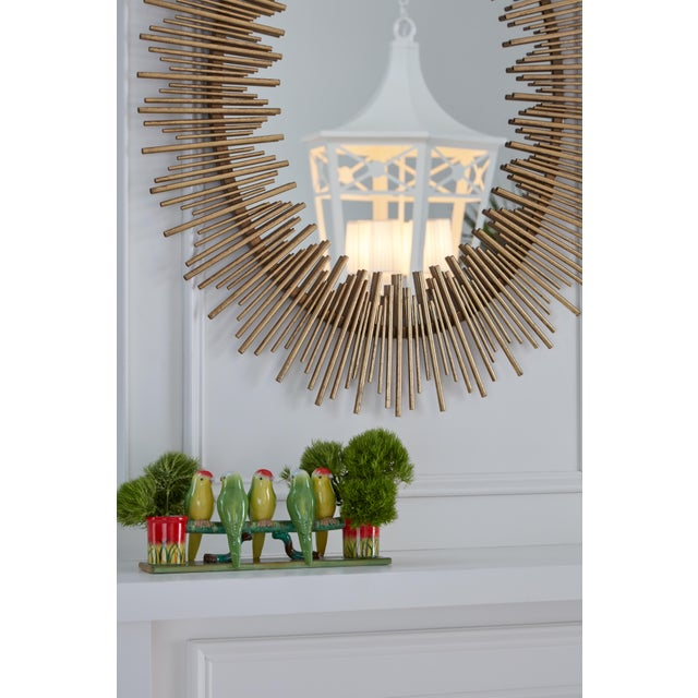2010s Church Court Lantern, White For Sale - Image 5 of 6