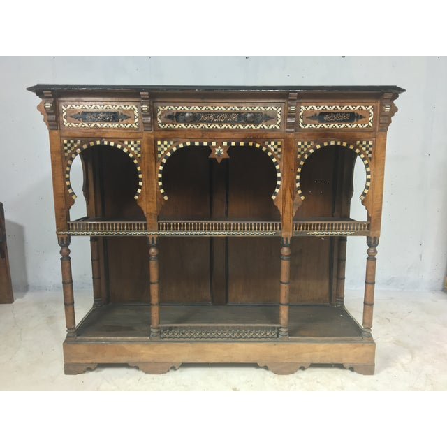 19th Century Morrocan Etagere - Image 2 of 8