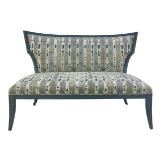 Currey & Co. Garbo Settee/Bench For Sale