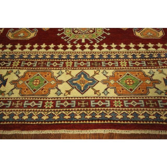 Oriental Super Kazak Rug - 8' x 12' - Image 8 of 11