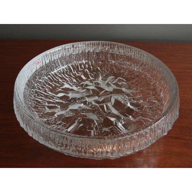 Exquisite Tapio Wirkkala Lunaria Bowl For Iittala Decaso