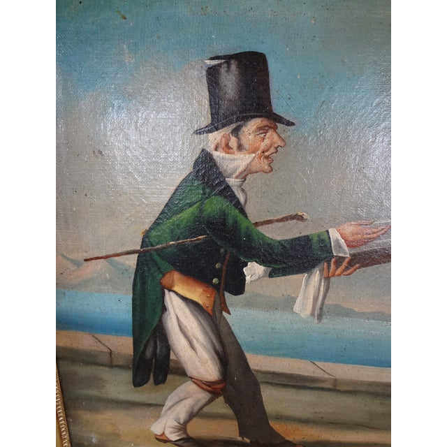 Early 19th Century 19th Century Italian Painting For Sale - Image 5 of 11