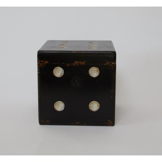 """Pop Art Style """"Dice"""" Wood Box Preview"""