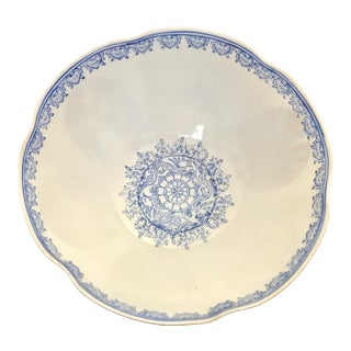 Painted Fine Bone China Bowl