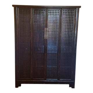 Chinese Wedding Armoire/Cupboard