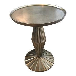 "Art Deco Ballard Designs ""Nadia"" Side Table For Sale"