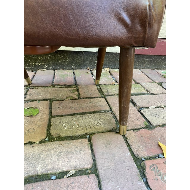 Mid Century Pearl-Wick Valet Stand For Sale - Image 4 of 6