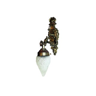 French Bronze Sconce