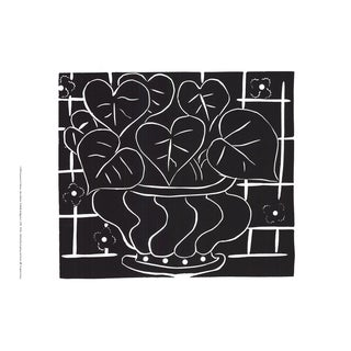 Henri Matisse, Basket of Begonias, Offset Lithograph, 1990 For Sale