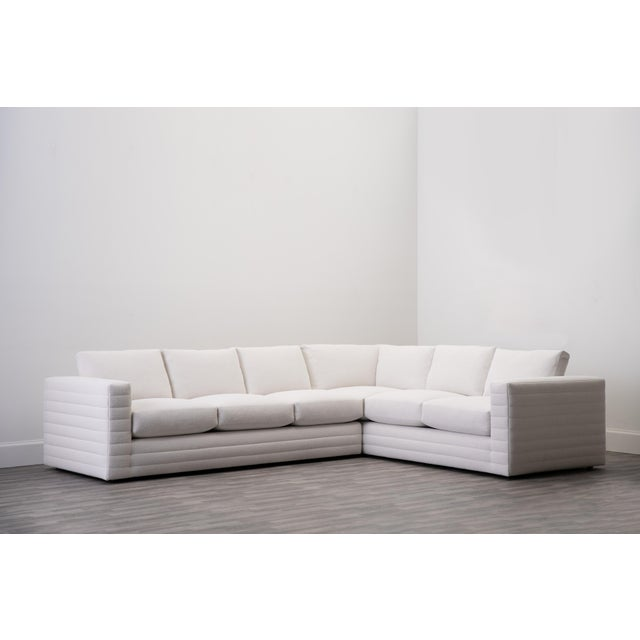 Evars Collective: Bowery Sectional Sofa For Sale - Image 4 of 4