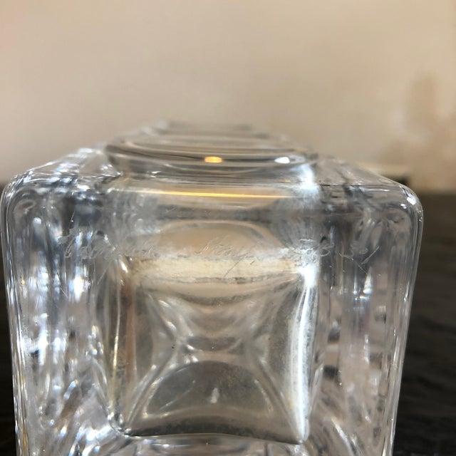 Crystal Vase by Bengt Edenfalk For Sale - Image 9 of 10