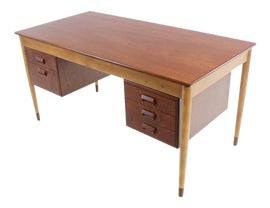 Image of Teak Desks