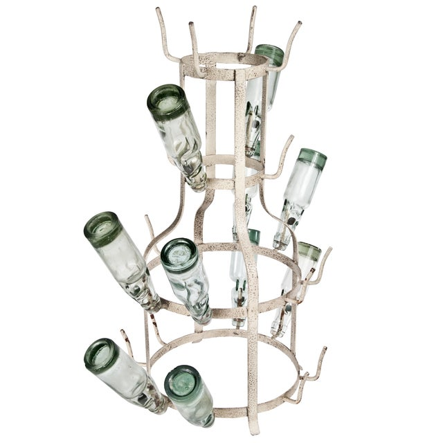 French-Style Bottle Drying Rack - Image 2 of 2
