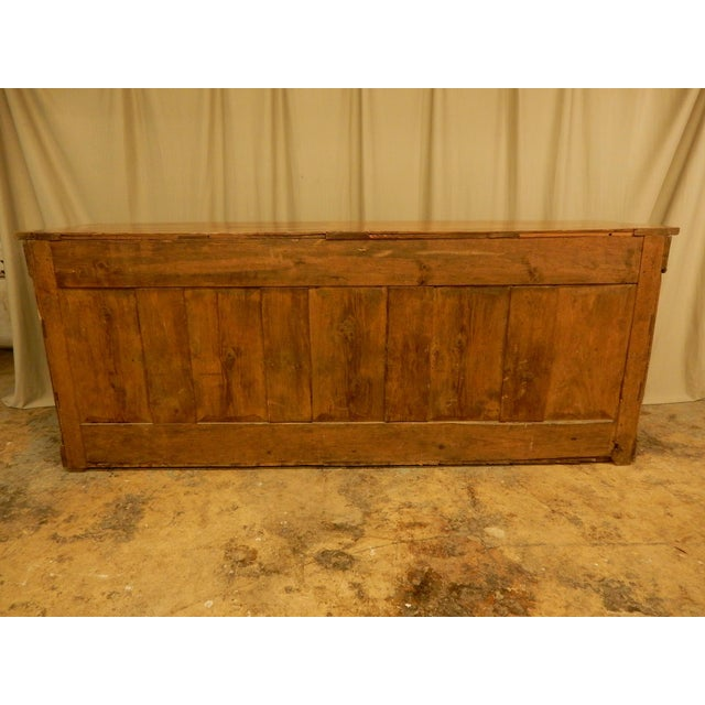 19th Century Walnut French Enfilade For Sale - Image 9 of 10