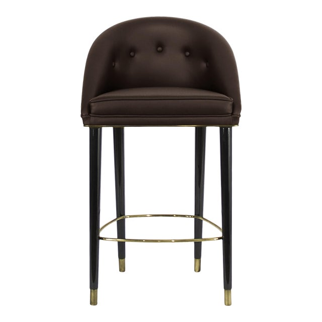 Malay Counter Stool From Covet Paris For Sale