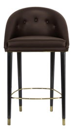 Image of Brass Counter Stools