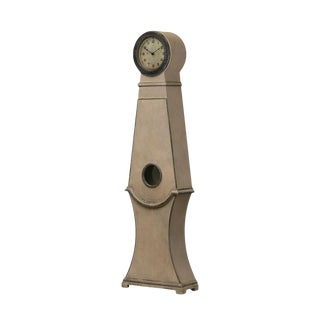 Vintage Reproduction Grandfather Clock For Sale