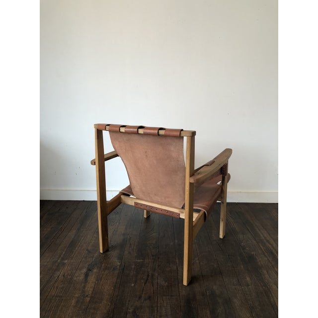 Carl-Axel Acking 1957 Carl-Axel Acking Trienna Chair For Sale - Image 4 of 6