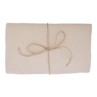 Sable Linen Tablecloth 170 x 250 For Sale