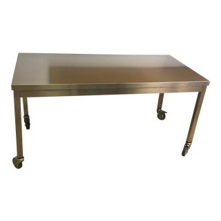 Design Within Reach Quovis Work Table For Sale
