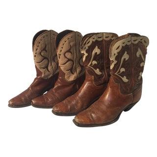 Classic Vintage Boot Decor