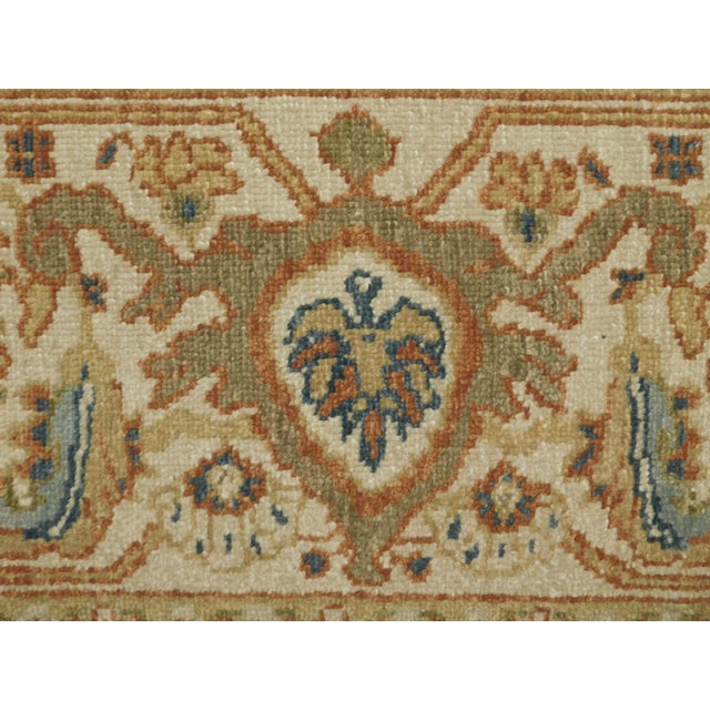 """2010s Chinese Ziegler Hand Knotted Rug - 8'2""""x 10'4"""" For Sale - Image 5 of 8"""