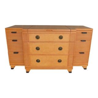 Henredon David Easton Collection Modern Style Vanity Dresser For Sale