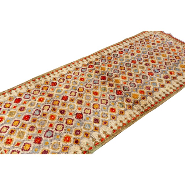 "21st Century Modern Gabbeh Rug, 2'8"" X 6'8"" For Sale In New York - Image 6 of 10"