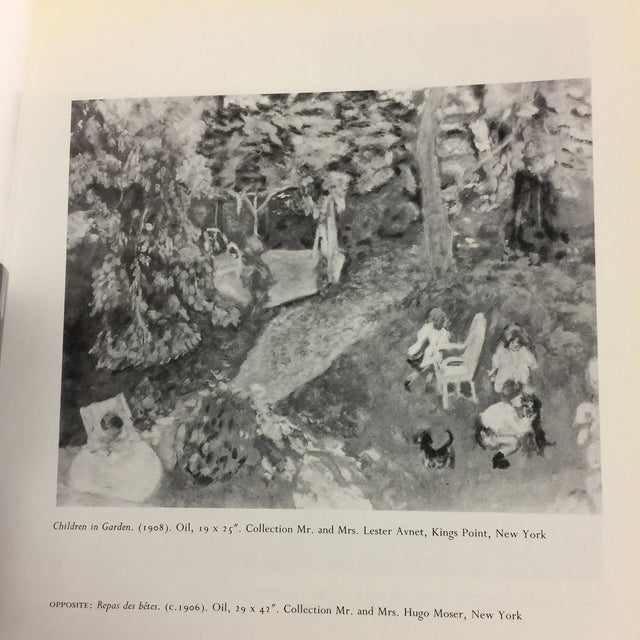 Bonnard & His Environment, Hardcover Book For Sale - Image 10 of 10