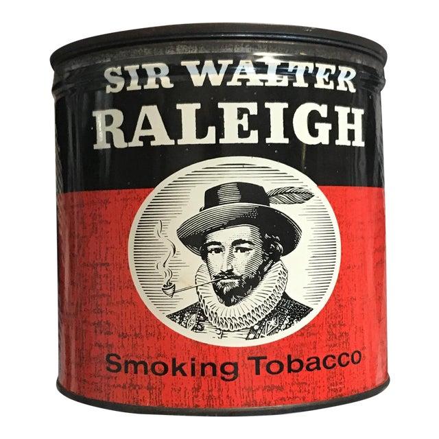Vintage Tobacco Tin For Sale