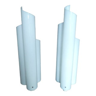 Pair of 1960's Artemide Chimera Lamps by Vico Magistrett For Sale