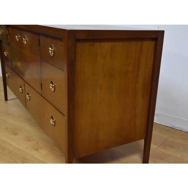 Drexel John Van Koert for Drexel Counterpoint Credenza For Sale - Image 4 of 11