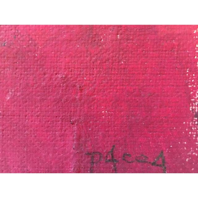 """Natura Moarta"" Abstract Still Life Painting - Image 6 of 10"