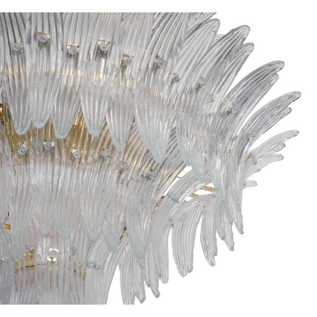 Fabio Ltd Tropicale Palmette Chandelier by Fabio Ltd For Sale - Image 4 of 9