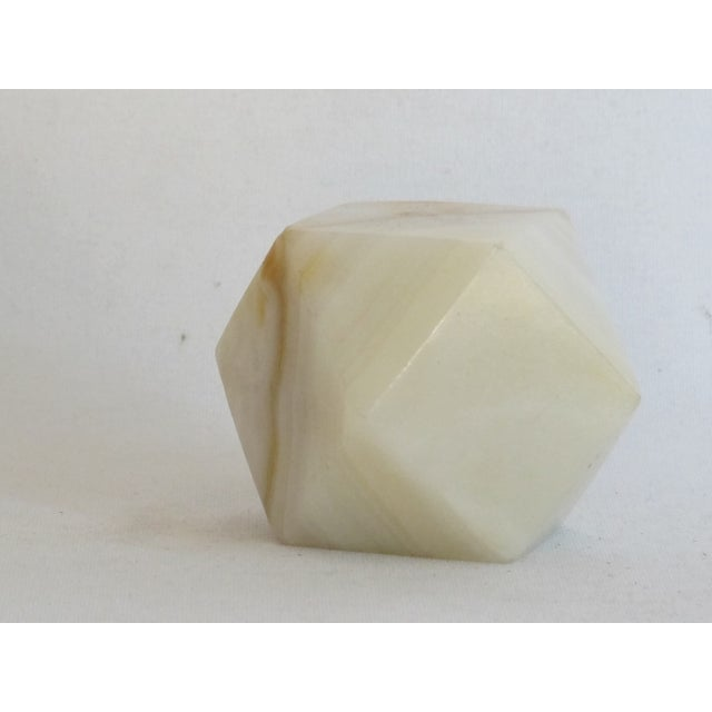 Geometric Onyx Paperweight - Image 3 of 5